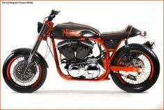 RE-PIN THIS!!! http://www.cardosystems.com/  Cafe Racer Design SourceNorley Sportster @The Official Cafe Racer Design