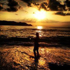 Guanacaste, Costa Rica Pura Vida #sunsets #sunrises #beautifulsunsets