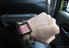 10 unusual watches design — Touchey Design Magazine - Ideas and Inspiration