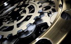 Télécharger fonds d'écran metal gears, 4k, l'horlogerie, les engrenages, les vieux mécanismes