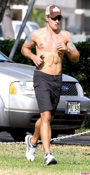 Alex OLoughlin Hawaii Five O Shirtless