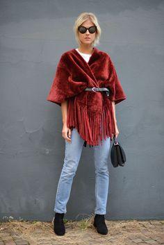 Linda Tol - Milan Fashion Week #StreetStyle