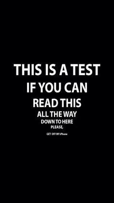 Test..