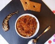 Fondants au chocolat et crumble au spéculoos (facile, rapide) - Une recette CuisineAZ