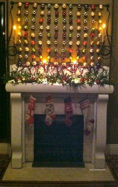 #DIY #Christmas Decorations on http://www.popcosmo.com