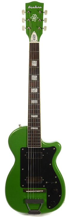 EASTWOOD AIRLINE H44 Deluxe Limited Edition Metallic Margarita | Chicago Music Exchange