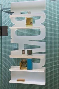 zero shower caddy sooper design got this one shipped from rh pinterest com