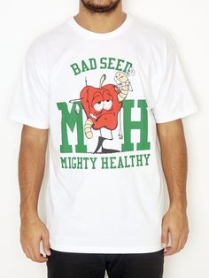 #MIGHTYHEALTHY – #T-SHIRT COLLECTION The Bad Seed, Street Wear, Healthy, Tees, Mens Tops, T Shirt, Collection, Fashion, Supreme T Shirt