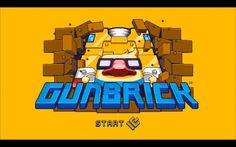 How well does Nitrome's Gunbrick: Reloaded run on the Nintendo Switch? Well thanks to Nintendo Hall, you can now check out the first 15 minutes. Fifa, Rocket Jump, Applications Android, Gray Matters, Latest Games, Star Citizen, Mario Kart, Super Smash Bros, Gaming