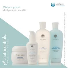 Check out this link Nu Skin, Skin Gel, Oily Skin, Moisturizing Shampoo, Cleansing Gel, Kit, Moisturizer, Personal Care, Pure Products