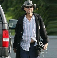 Patrick Swayze was last snapped on August 28, 2009 before succumbing to his battle with pancreatic cancer.
