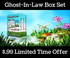 TLBC's Book Blog: 99 cent sale! Ghost-in-law series