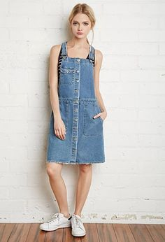 bac6ea43dd 27 Best Denim overall dress images