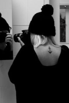 Anchor tattoo for @megan mcgandy
