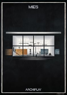 Gallery of Federico Babina's ARCHIPLAY Illustrations Imagine Set Designs by Master Architects - 17