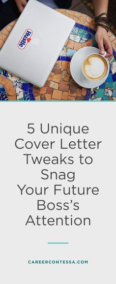 7 tips for a beautiful authentic cover letter Cover letter resume - is a cover letter a resume