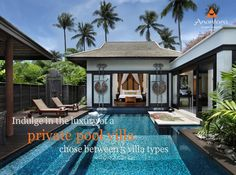 Private Pool Villa at Anantara Hotels Resorts & Spas in Thailand - #travel - Click the image for more info