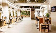 Design House Salon, Victoria, Canada. Winner of the Eco-salon Design 2013. http://designhousesalon.com/