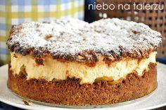 Vegetarian Recipes, Cooking Recipes, Polish Recipes, Pumpkin Cheesecake, Coffee Cake, Tiramisu, Food To Make, Dessert Recipes, Ethnic Recipes