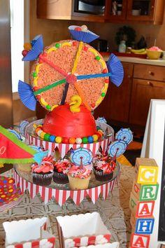 @KD Eustaquio Heitkemper carnival cake