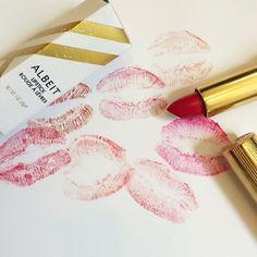 Albeit Lipstick #Anthropologie #MyAnthroPhoto
