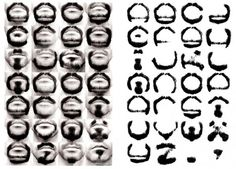 Graphic Designer Creates Font By Shaving Letters Into His Beard
