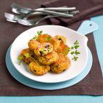 Sale&pepe ti insegna a preparare delle veloci e semplicissime polpette di merluzzo e patate con le olive, per una cena gustosa, scopri la ricetta!