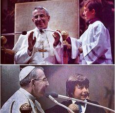 Albino Luciani ~ Pope John Paul I