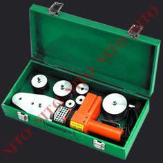 termofusor o polifusor tubería especial tipo termofusión