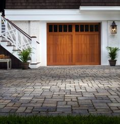 Homeowners looking for beautiful and eco-friendly hardscapes for patios, driveways, and walkways are turning to Belgard's permeable pavers due to their ability to outperform both traditional concrete and asphalt paving in all areas—durability, wear, drainage, aesthetics, and long-term cost. #SubterraPaver