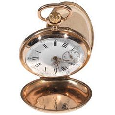 Shop designer and luxury watches from Rolex, Patek Philippe and Cartier from the world's best jewelry dealers. Pendant Watch, Pocket Watch Antique, Fine Watches, Patek Philippe, Luxury Watches, Clocks, Rolex, Rose Gold, Antiques