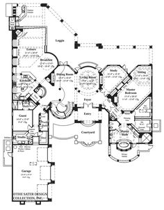 77 best tuscan home plans the sater design collection images in rh pinterest com