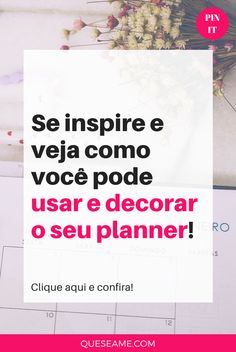 Meu Planner em Janeiro Pin It, Check Up, Fotos Do Instagram, Planner, Boarding Pass, January, Tips, Organizers, Day Planners