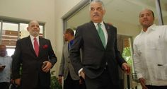 El Poder Ejecutivo nombró al periodista César Medina viceministro de Política Exterior Bilateral del Ministerio de Relaciones Exteriores. La designación está contenida en el decreto 215-16,
