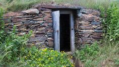 Build a root cellar. It's an easy and inexpensive way to store crops, winter squash, and some other homegrown produce.