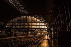 Imagem gratis no Pixabay - Estação, Faixas, Ferroviário