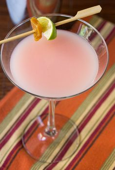 coconut guava martini <3