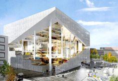 Rem Koolhaas | Inhabitat - Green Design, Innovation, Architecture ...