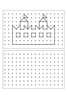 Creative Activities For Kids, Preschool Learning Activities, Math For Kids, Puzzles For Kids, Kids Learning, Free Printable Multiplication Worksheets, Free Printable Puzzles, Preschool Worksheets, Symmetry Worksheets