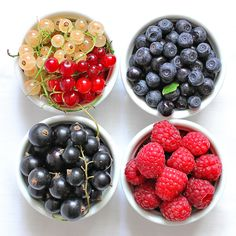 #Berries are high in #antioxidants, protect the body from the harmful effects of by-products known as free radicals, made normally when the body changes oxygen and food into #energy.