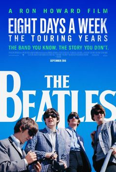 The Beatles: Eight Days a Week – The Touring Years is a fabulous nostalgia flick!  And great music, too. Read our full review.