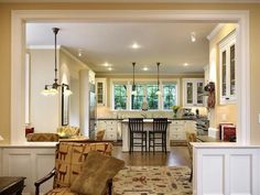 Love The Layout, Not Sure About Color. Kitchen Floor PlansOpen ...