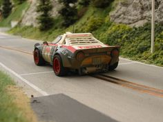 Stratos rally