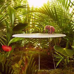 Concrete jungle! Beton mal anders - Hier geht´s zur Bauanleitung des Tarzan-Tisches aus dem CUT Magazin #9 und viele weitere Beton DIY Ideen