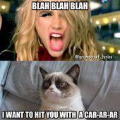 Grumpy cat jokes, grumpy cat quotes, funny grumpy cat quotes, grumpy cat funny, funny grumpy cat …For more hilarious humor and funny pics visit www. Grumpy Cat Quotes, Grump Cat, Funny Grumpy Cat Memes, Cat Jokes, Cat Cat, Funny Minion, Grumpy Kitty, Cats Humor, Funny Kitties