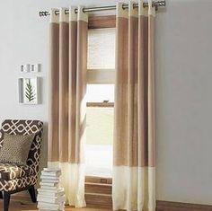 Resultado de imagen para diseños cortinas para salas elegantes
