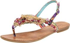 ZiGiny Women's Fairy Sandal - designer shoes, handbags, jewelry, watches, and fashion accessories | endless.com