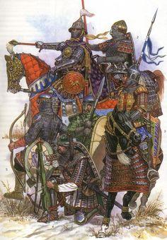 Cavalieri russi