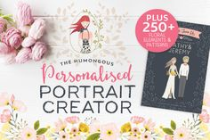 This tutorial takes you through a step-by-step process on how to use the Personalised Portrait Creator to create your own unique custom portraits in minutes!