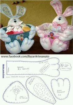 Canasta de conejo